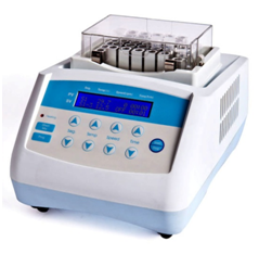 Diamed Thermo Shaker Incubator w. Cooling Functionality, Temperature Range: 0-100° C