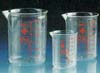 TPX Beakers, Heat Resistant