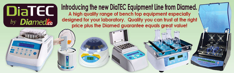 NEW! DiaTEC Equipment