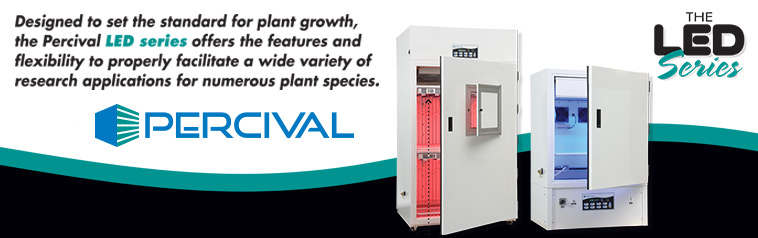 NEW! LED Series Plant Growth Chambers
