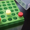 "15ml Centrifuge Storage Box 36 Place, 5.75"" Square x 5"" High"
