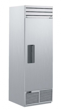 Stainless Xterior™ Solid Swing Door, Bottom Mount Refrigerator