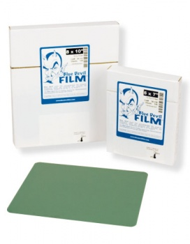 Autoradiography Film 8 x 10 Inch Size, Blue, Interleavened, 100 Sheets/Pack
