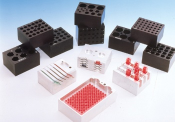 Modular Block - Holds 20 x 13mm Tubes