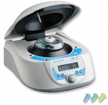 Model MC-12™ High Speed Microcentrifuge from Benchmark