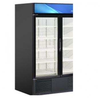 49 ft³ Refrigerator with Swing Glass Double Door & Cassette Refrigeration System