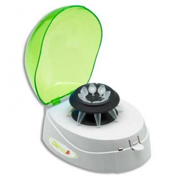 DiaTEC Mini 6K Mini Centrifuge with Lid