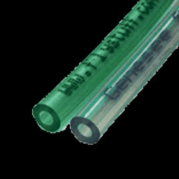 Green Drosophila Tubing  1/8 I.D., 70A PUR  1 Foot/Unit