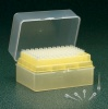 Sterile 0.5-10ul Pipet Tips, Racked in Hinged Boxes